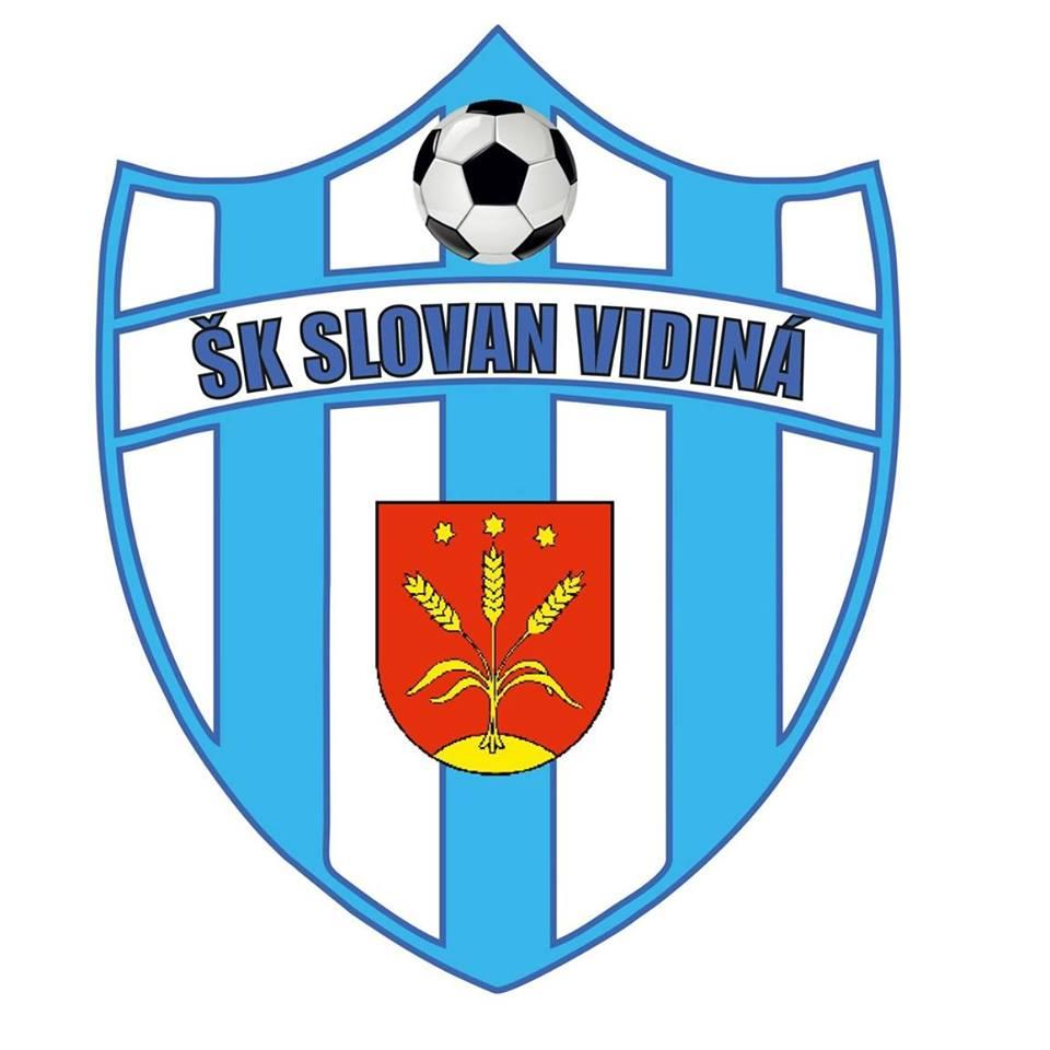 ŠK Slovan Vidiná - TJ Panické Dravce 1