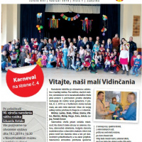 21d99659e Obec - Oficiálne stránky obce Vidiná
